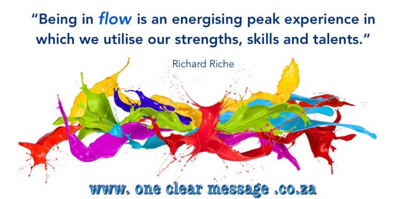 Flow Chunk it for success