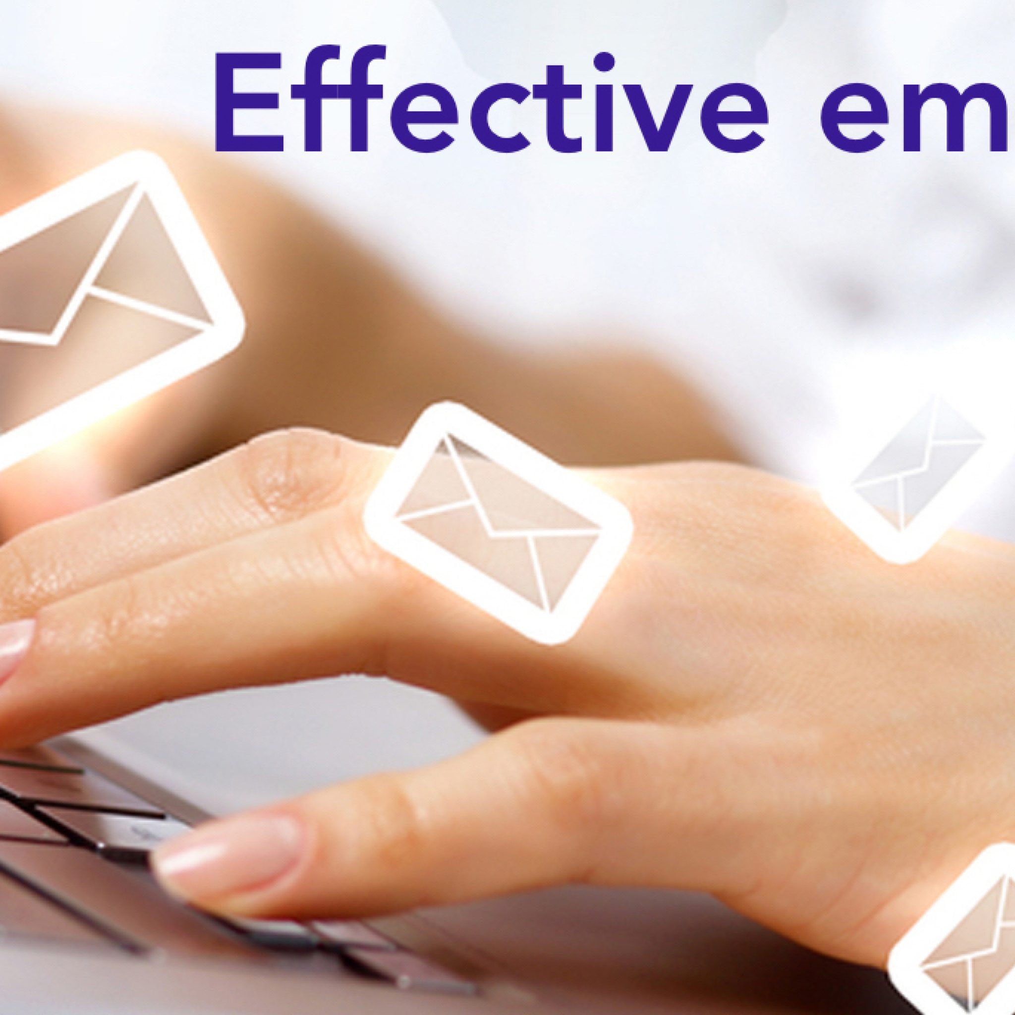 Effective email tips for business