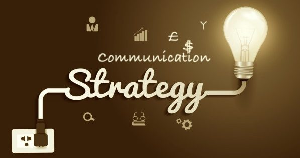 Steps to creating a communications strategy