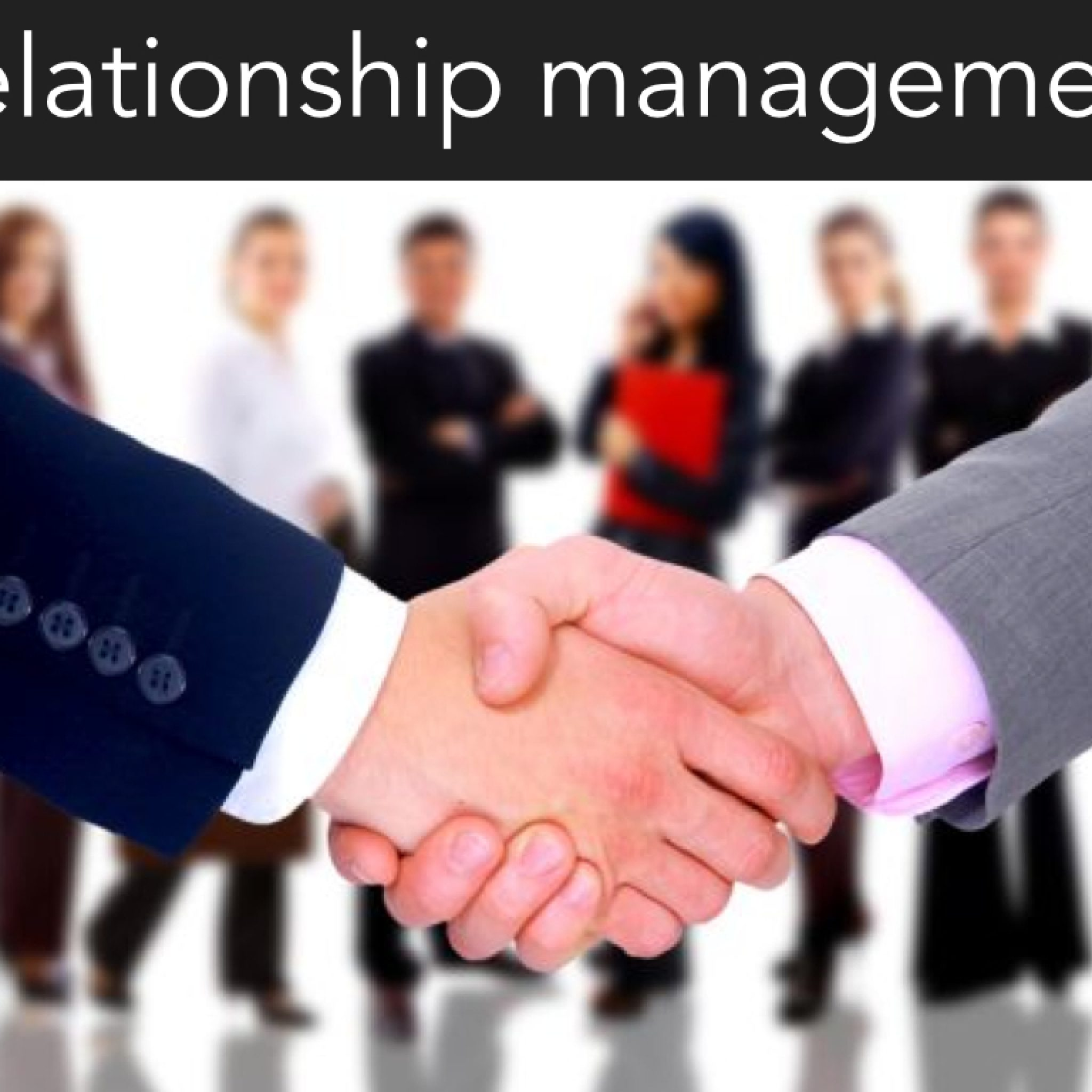 Relationship management an Emotional Intelligence imperative