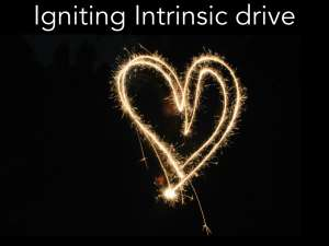 Igniting intrinsically motivated teams