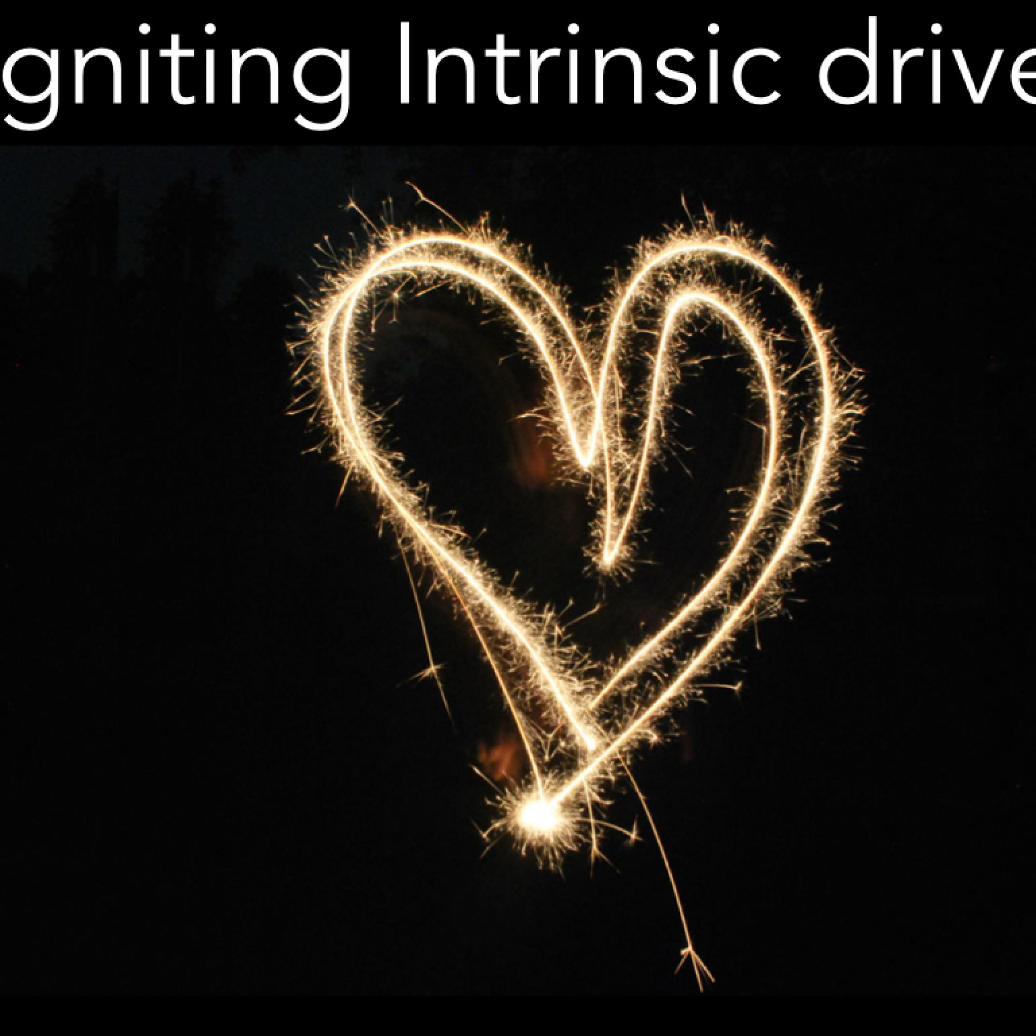 igniting intrinsic motivation