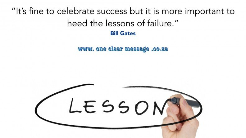 #CognitiveDissonance and #SocialSupport learning the #lesson from failure