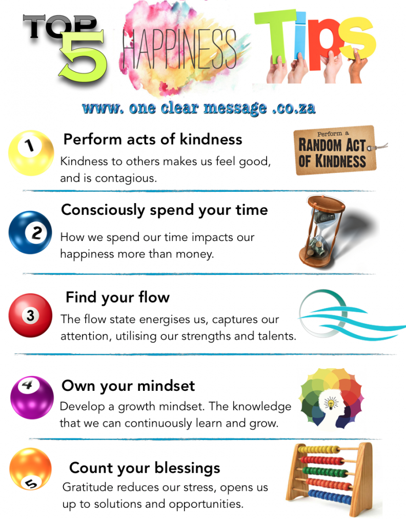 Happiness benefits at work 5 happiness tips