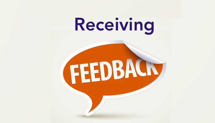 Receiving feedback for development