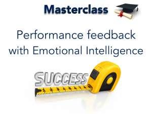 Performance feedback Masterclass