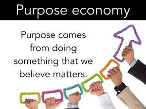 purpose economy success