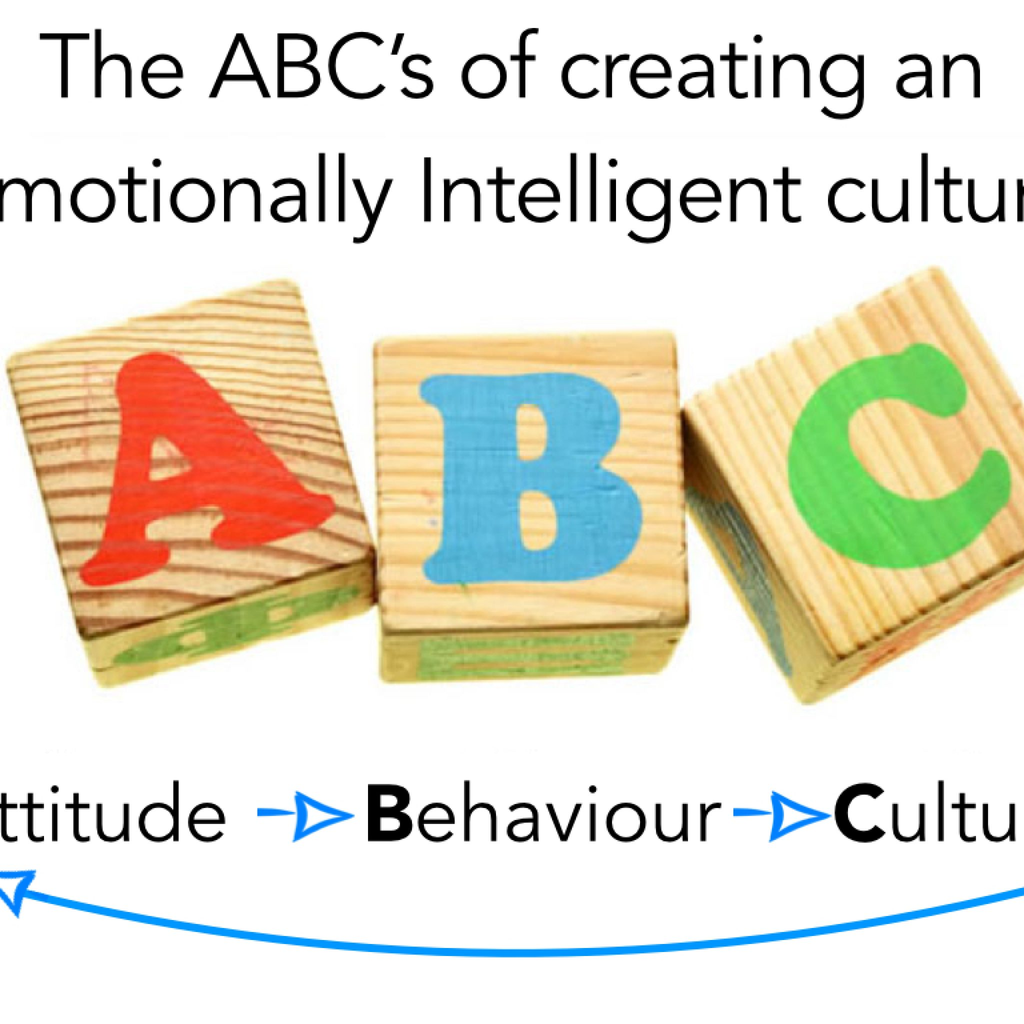 The ABC's of creating an Emotionally Intelligent culture