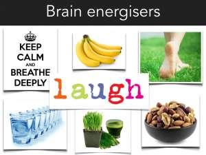Brain energisers brain smart time management
