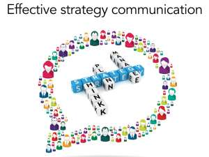 Effective strategy communication tips
