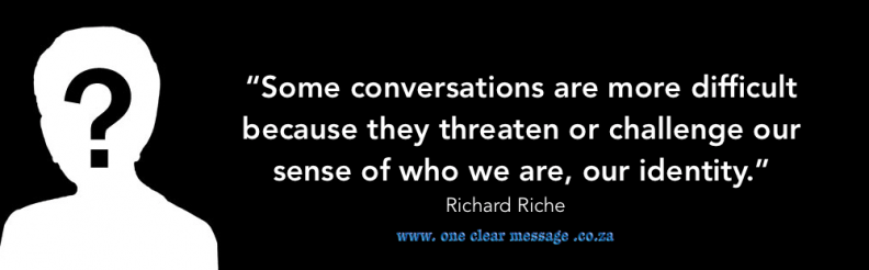 identity threat difficult conversations