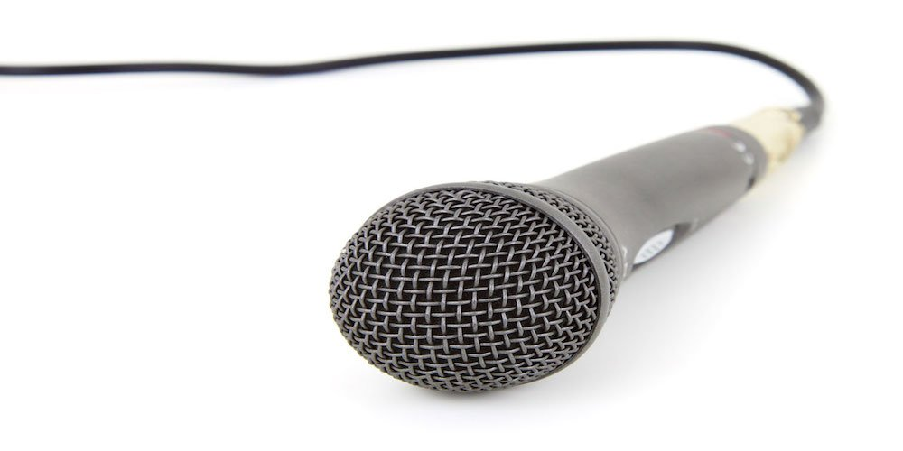 Microphone Tips for Speakers