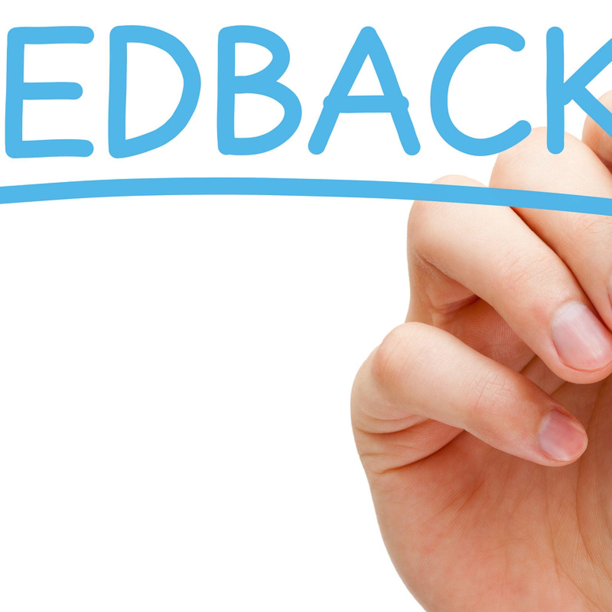 Performance feedback Make KPI's easier