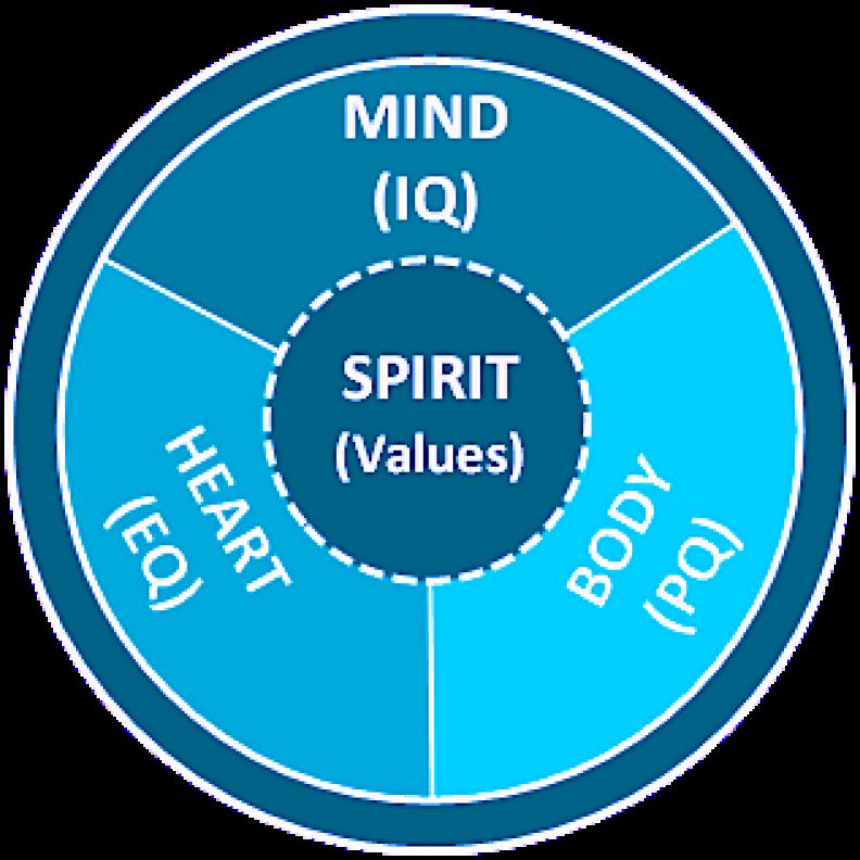 Four Intelligences a holistic view Employee Engagement