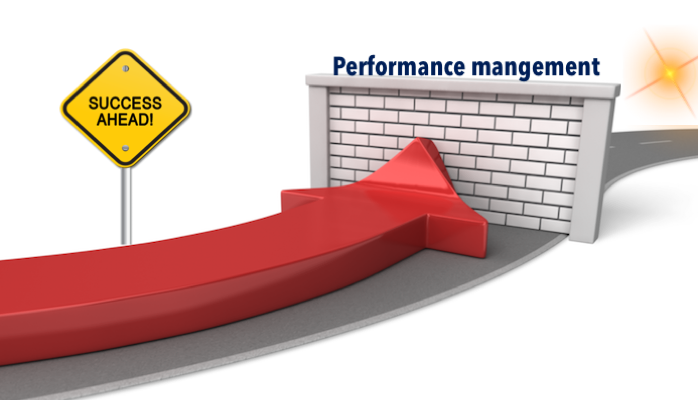 Effective performance management roadblocks