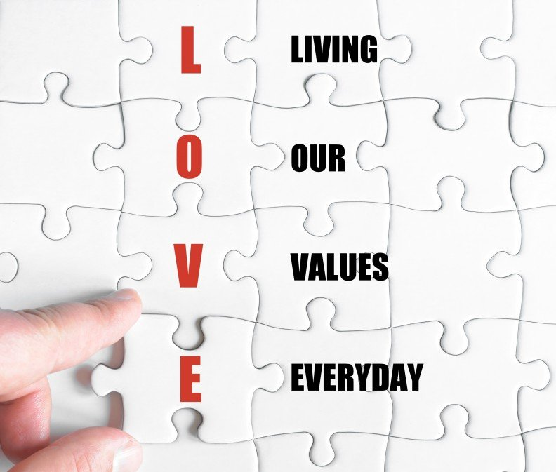 The power of core values and humanity in the workplace