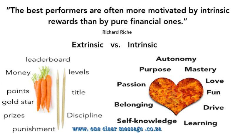 extrinsic vs intrinsic