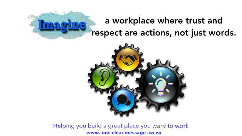 imagine trust and respect action