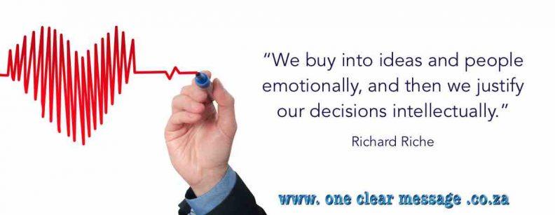 investor pitch buy ideas emotionally