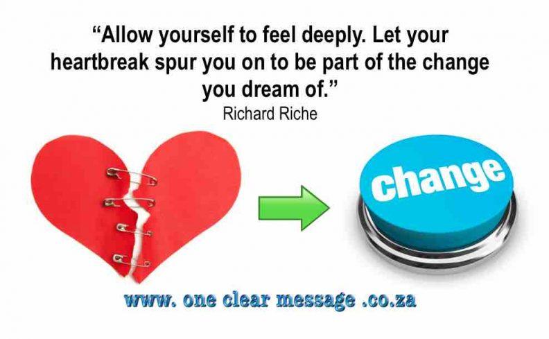feel deeply developing empathy