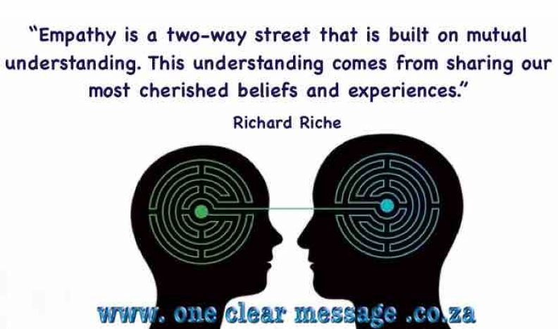 developing empathy two way street