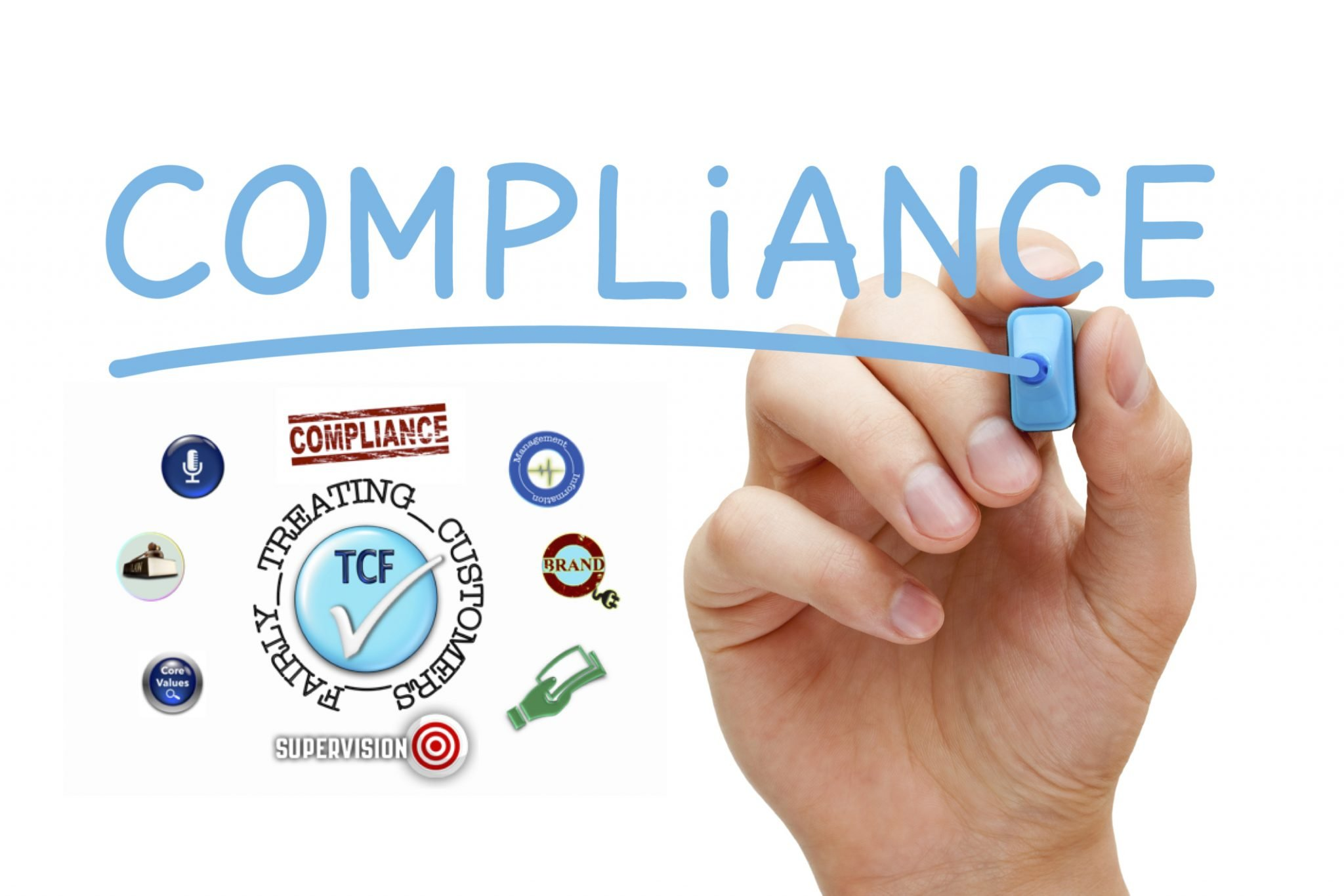 Key elements of Treating Customers Fairly TCF compliance