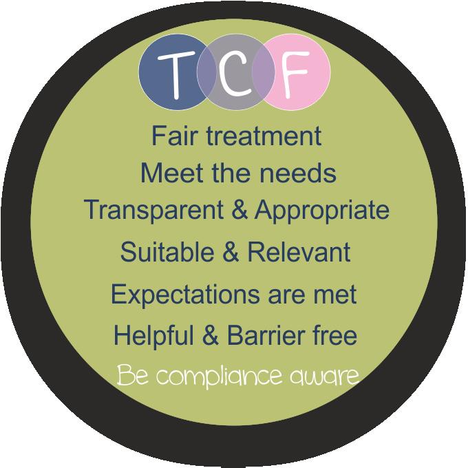 tcf compliance