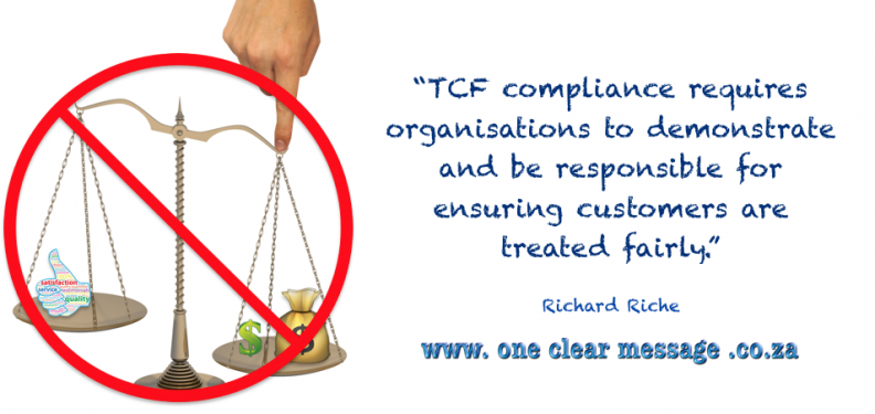 fairness in treatment tcf compliance