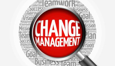 Examining the dynamic Change management process