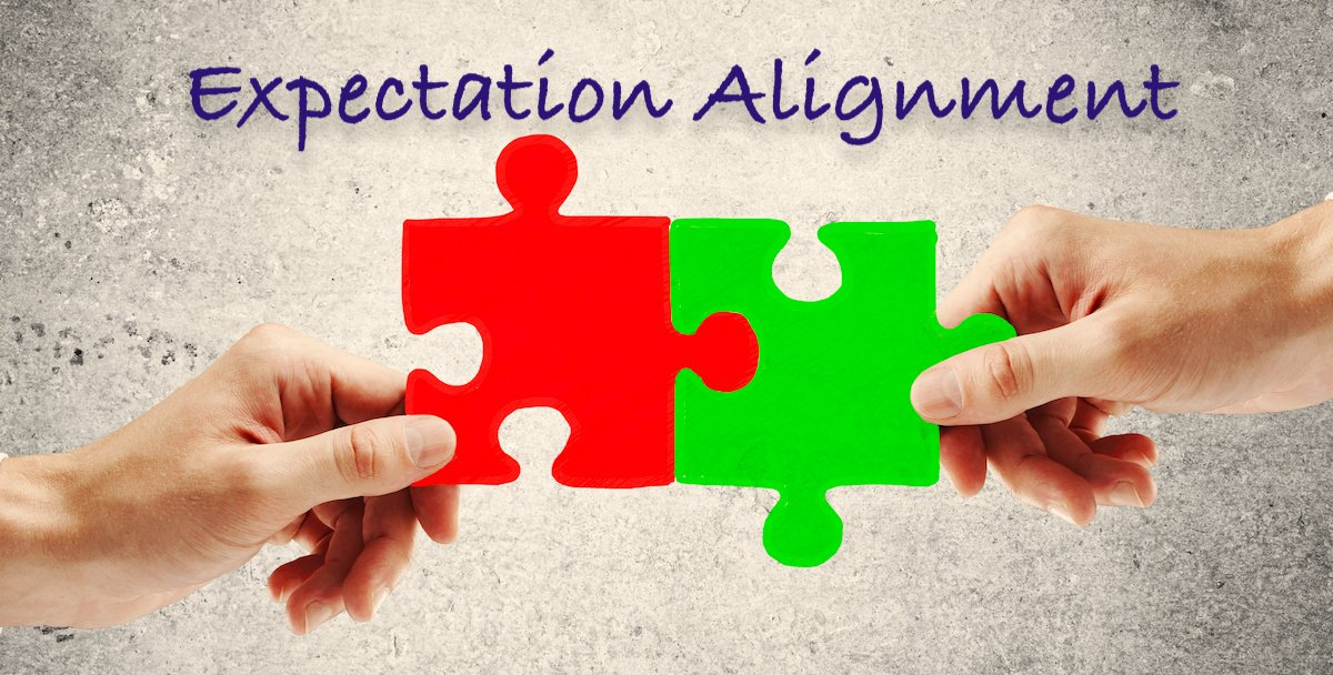 Expectation Alignment is essential for employee engagement