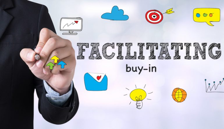 facilitation Tips & Tricks for buy-in