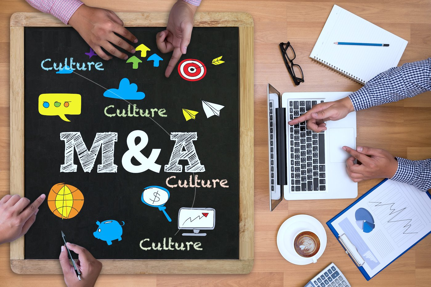 Crafting your new Culture in Mergers and Acquisitions (M&A)