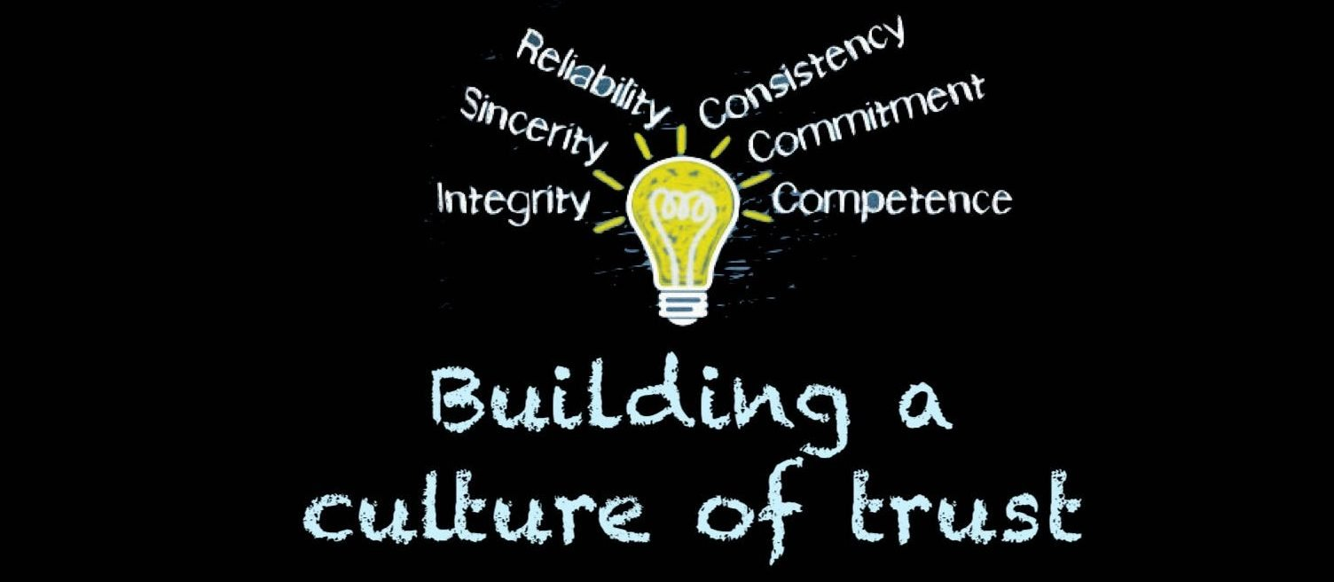 Tips for building a culture of trust