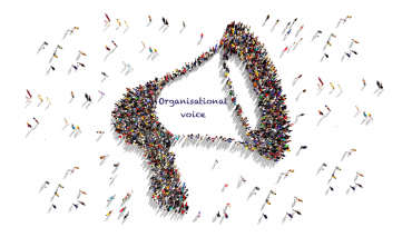 Using organisational voice to support Change